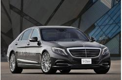 Mercedes-Benz S 500 Plug-In Hybrid 2013