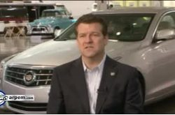 Cadillac ATS Director Marketing