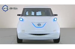 Video Nissan Townpod Luces
