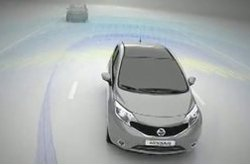Video Nissan Note Safety Shield