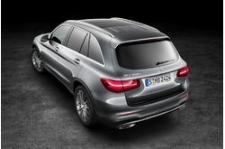 Fotos coches Mercedes-Benz  Mercedes-Benz  GLC 350 e 4MATIC
