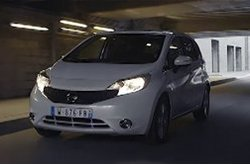 Video Nissan Note Circulando