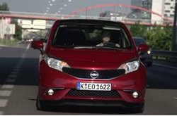 Nissan Note Movimiento