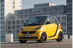 smart fortwo Coupé Cityflame 2012