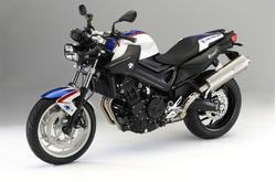 BMW F 800 R Chris Pfeiffer Edition