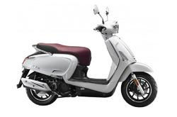 Fotos motos Kymco Like 150