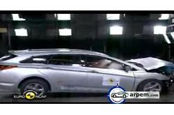 Hyundai i40 Euroncap Crash Test