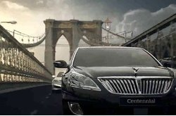 Video Hyundai Equus Carretera