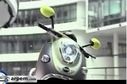 Video Mini Scooter E Concept Detalles