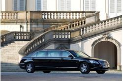 Mercedes-Benz S 600 Pullman Guard 2009