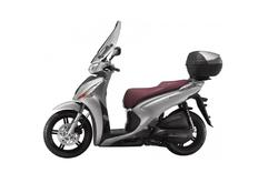 Fotos motos Kymco People S 150