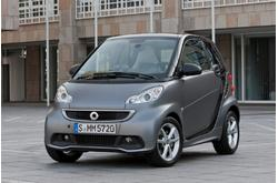 Fotos coches Smart  Smart  fortwo coupé 45 mhd pure