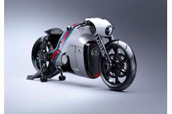 Fotos motos Lotus C-01
