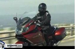 Video BMW K 1600 GT Carretera