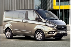 Fotos coches Ford Tourneo Custom