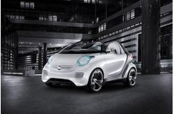 Fotos de coches Smart forspeed prototipo