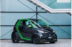 smart fortwo Coupé BRABUS 2012