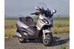 Fotos motos Piaggio X9 500 SL Evolution