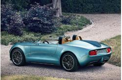 Fotos de coches MINI Superleggera Vision (prototipo)