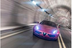 Fotos de coches Touring Superleggera Disco Volante