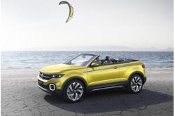 Fotos de coches Volkswagen T-Cross Breeze (prototipo)