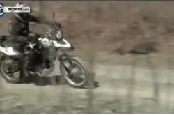 Video BMW G 650 GS Sertao Dinamica