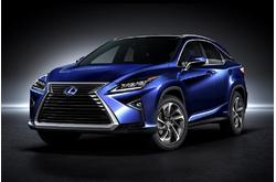Fotos coches Lexus  Lexus  RX 450h L Executive