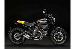 Fotos motos Ducati Scrambler Full Throttle