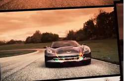 Video Chevrolet Corvette Stingray Trailer
