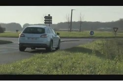 Video Peugeot 508 RXH Conducción