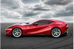 Fotos coches Ferrari  Ferrari  812 Superfast