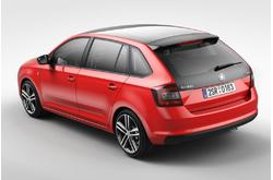 Fotos coches Skoda Spaceback