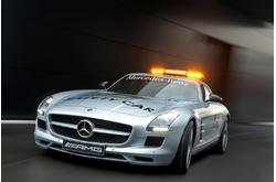 Mercedes-Benz SLS AMG F1 Safety Car 2010