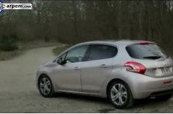 Video Peugeot Combustible