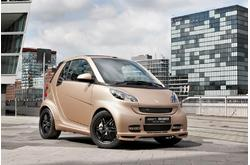 smart fortwo BRABUS Tailor Made 2010