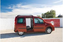 Fotos coches Renault Furgoneta  Renault Kangoo Combi 1.2 Base Authentique 75 CV