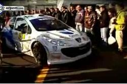 Video Peugeot Monza Rally Show 2011