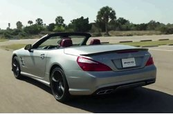 Video Mercedes-Benz Clase SL 65 AMG Reportaje