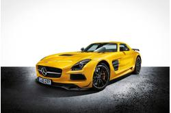 Mercedes-Benz SLS AMG Black Series 2010