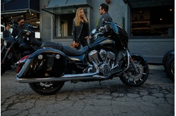 Fotos motos Indian Chieftain Limited 2017