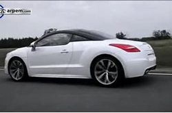 Video Peugeot RCZ Dinámica