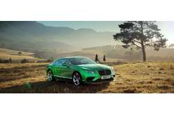 Bentley Continental GT Speed 2016 Trailer