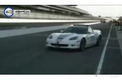 Video Corvette ZR1 Indianápolis