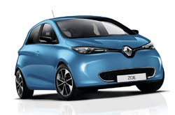 Fotos coches Renault  Renault  ZOE Entry