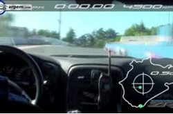Video Corvette ZR1 Regreso a Nurburgring