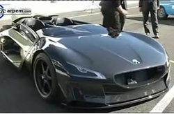 Video Peugeot EX1 Concept Car