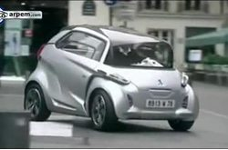 Video Peugeot BB1 Concept Revelación