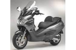 Fotos motos Piaggio X9 500 Evolution L
