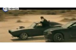 Dodge Charger Fast Five Comercial