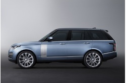 Fotos coches Land Rover Range Rover